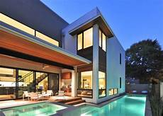 haus in l form an l shaped house in houston design milk