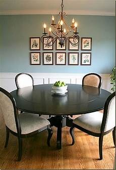 sherwin williams interesting aqua cool color and like the sinple framed prints dining room