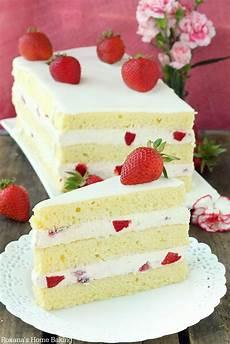 ingles strawberry cake strawberry shortcake cake recipe con im 225 genes postres elegantes comidas dulces torta de