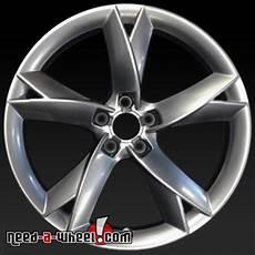 19 quot audi wheels for sale a5 s5 08 14 silver oem rims 58827