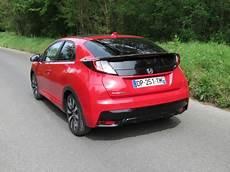 Honda Civic Avis Avis Honda Civic 1 6 Idtec Sur Les Voitures