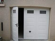 Porte De Garage 2 Vantaux Pvc Castorama Voiture Et