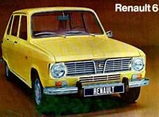 ancienne voiture renault cruiser cl 225 sicos en escala 1 43 renault 6 1970