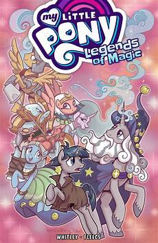 my pony legends of magic graphic novel volume 2