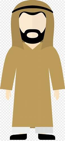 Animasi Orang Arab Png