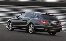 Mercedes Cls Shooting Brake Coupe Style Wagon