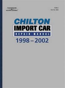 what is the best auto repair manual 2002 lexus ls electronic valve timing 1998 2002 chilton s import auto repair manual