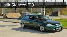 Latik Honda Civic Ej9 Stance
