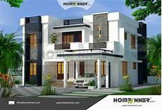 Modernes Einfamilienhaus Grundriss - 4 bedroom contemporary ultra modern house plans 1900 sq ft