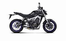akrapovic shows yamaha fz 09 mt 09 exhaust autoevolution