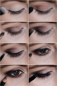 Tuto Maquillage Pour Yeux Marrons