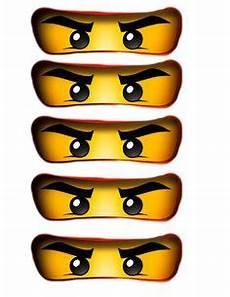 Malvorlagen Gesichter Ninjago Lego Silhouette Zoeken Ninjago Geburtstag