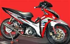 Modifikasi Motor Bebek by 30 Modifikasi Motor Bebek