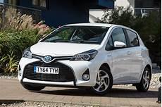 Toyota Yaris Hybrid Review Toyota