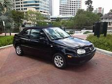 transmission control 2001 volkswagen cabriolet parking system sell used 2001 volkswagon cabriolet convertible in fort lauderdale florida united states