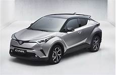 Toyota C Hr Production Compact Suv Leaks Out Early