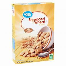 great value shredded wheat cereal 16 4 oz walmart com
