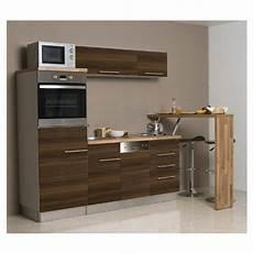 Einbauküche Mit Geräten Günstig - mebasa mcck160bndt k 252 che moderne k 252 chenzeile hochwertige