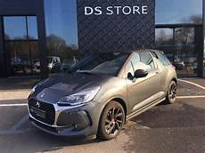 Voiture Occasion Citroen Ds3 Puretech 110 Performance Line