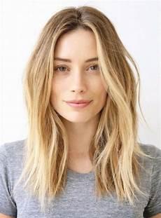 Moderne Frisuren Frauen - frisuren blond lang mann f 252 r frau frisurentrends 2017