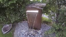 Garten Wasserfall Brunnen Ubbink Niagara 30 Led 220 Berlauf