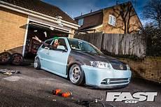modified vw polo 6n2 fast car