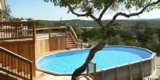 piscine hors sol cout prix d une piscine hors sol co 251 t moyen tarif de pose