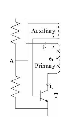 flyback transformer diagram circuit diagram for generating high frequency high voltage from flyback scientific