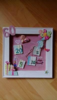 verpackungen für geldgeschenke geschenk bilderrahmen mit geld geschenke