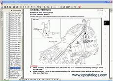 automotive repair manual 2002 infiniti i spare parts catalogs infinity r50 series qx4 service manual
