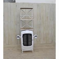 scaffale ferro scaffale mensola ferro radiatore macchina bianco