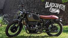 bmw r60 7 1976 bmw r60 7 tracker por blacksmith customs bernal