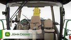 cabine a deere s 233 rie 8000 cabine haut de gamme