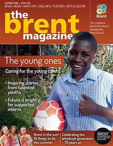 the brent magazine 156 summer 2018 by brent council issuu