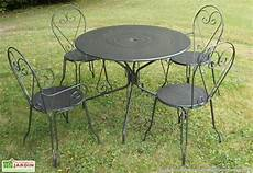 table de jardin metal pas cher mailleraye fr jardin