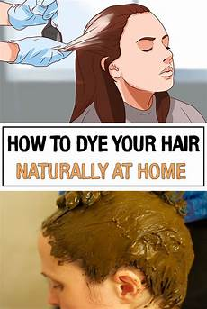 Dying Your Hair At Home