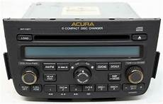 acura mdx 2005 2006 factory stereo xm ready 6 disc changer player oem radio r 2920