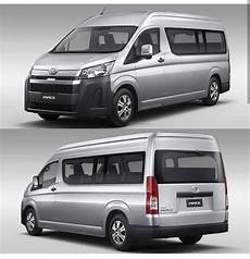 toyota hiace 2019 next 2019 toyota hiace exterior leaked in japan update