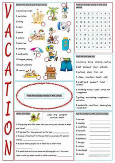 winter vacation esl worksheets 19994 45 free esl summer holidays worksheets