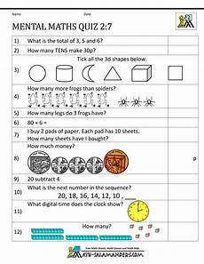 year 7 algebra worksheets uk 8609 printable mental maths year 2 worksheets