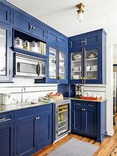 Kitchen Paint Colors Blue by 30 Gorgeous Blue Kitchen Decor Ideas Digsdigs