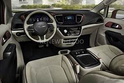 2019 Chrysler Pacifica AWD Price Changes Redesign Specs