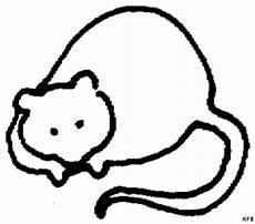 Malvorlage Maus Einfach Maus Malvorlage Einfach