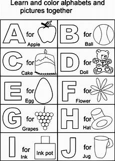 Kinder Malvorlagen Alphabet Printable Alphabet Coloring Pages Viati Coloring In 2020