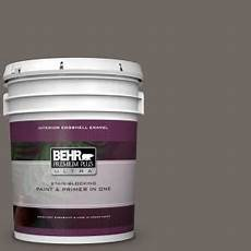behr premium plus ultra 5 gal ppu24 04 burnished pewter eggshell enamel interior paint and