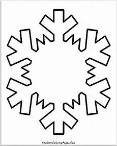 easy snowflake coloring pages at getdrawings free