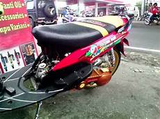 Modif Mio Sporty by Modifikasi Mio Sporty Simple Modif Mio Sporty 2010 Jari