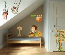 chambre garcon jungle stickers enfant dco jungle vente sticker animaux de la