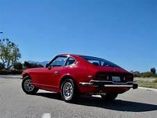 1974 DATSUN 260Z RARE SOUTHERN CALIFORNIA CAR WITH FACTORY
