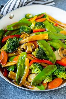 vegetable stir fry dinner at the zoo